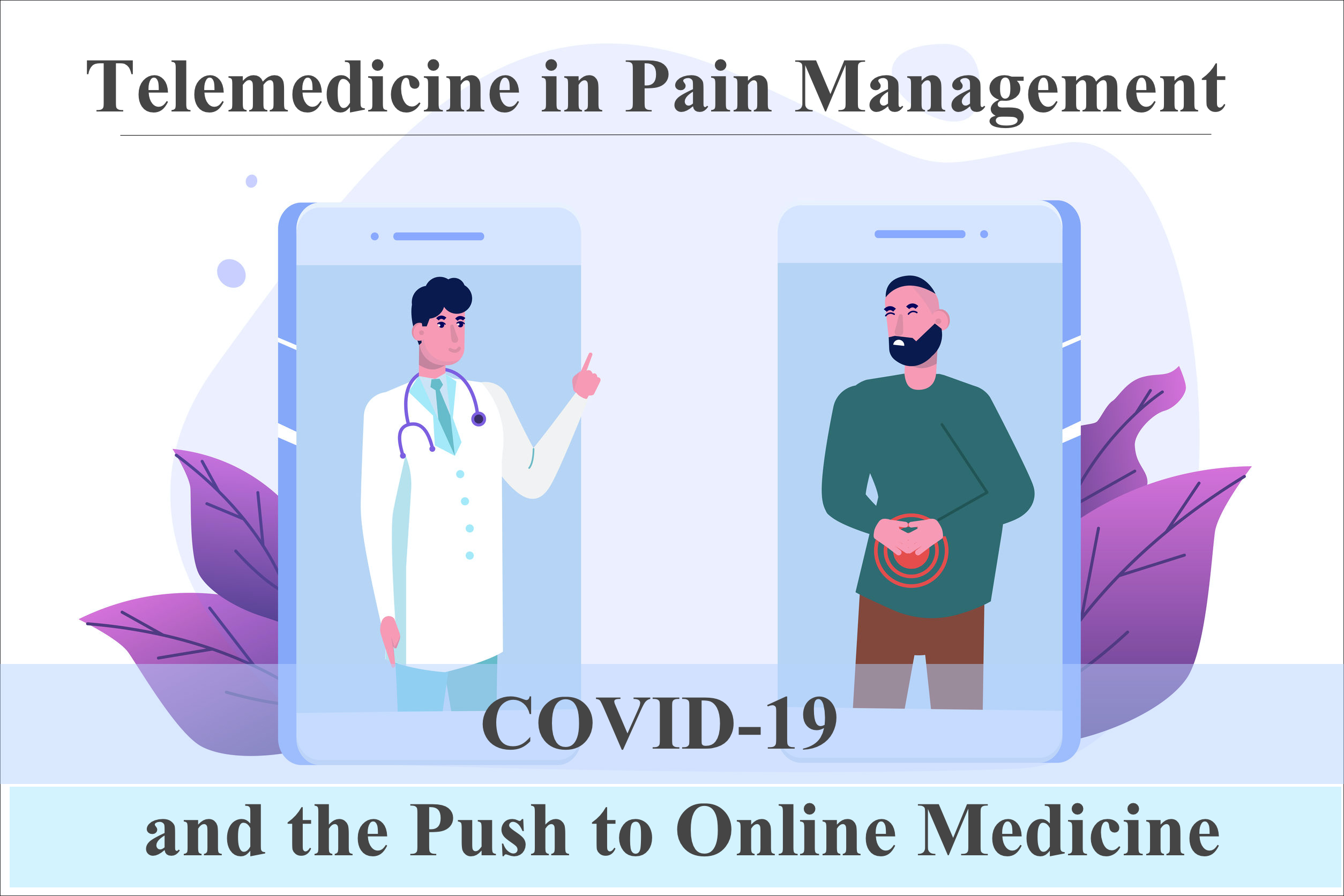 Telehealth and Pain Management