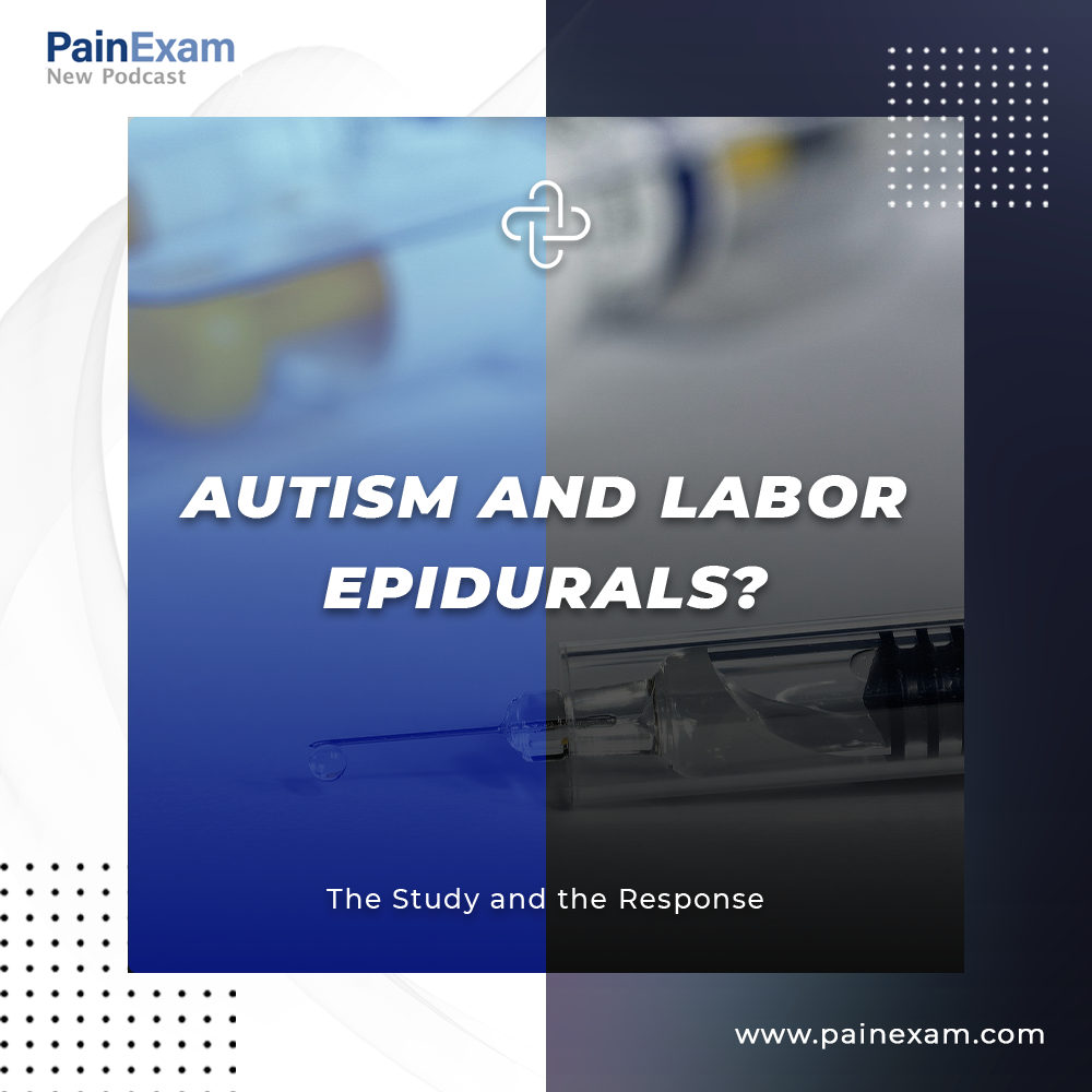 Autism and Labor Epidulars